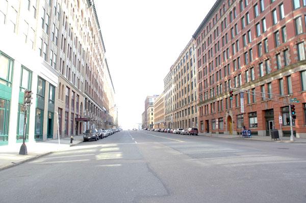 Summer street, Boston