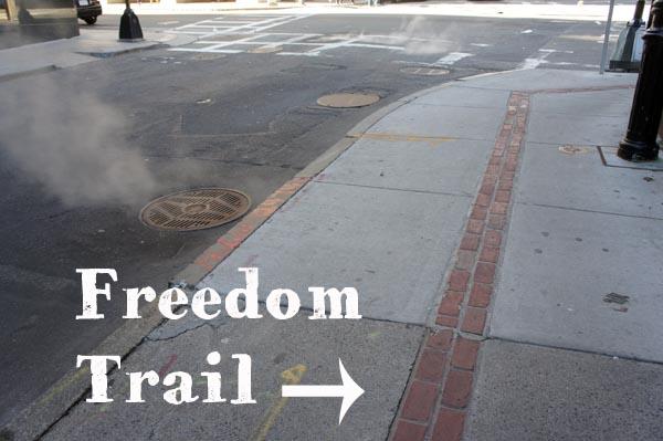 Freedom Trail – US history for dummies | Le blog USA de ...