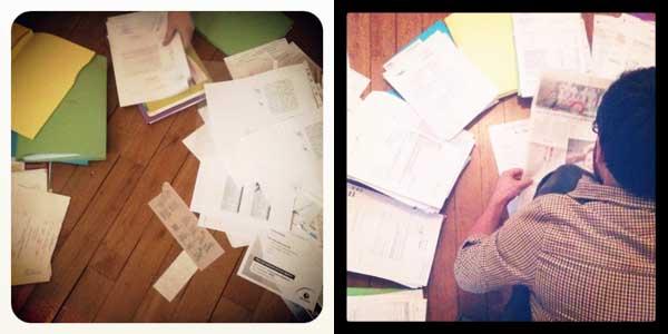 Faire des papiers, vive l'administratif !