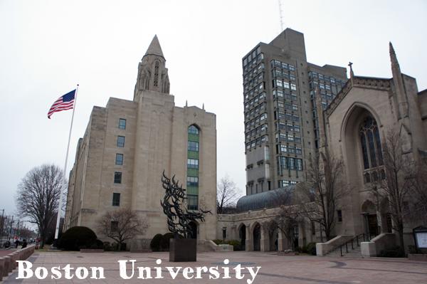 Boston University Central