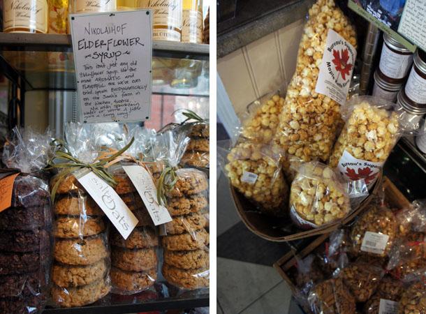 Cookies & pop corn - Formaggio Kitchen