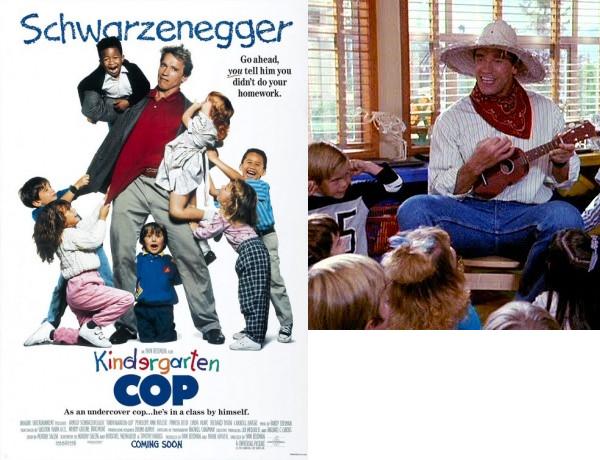 Un flic à la maternelle - Kindergarden Cop