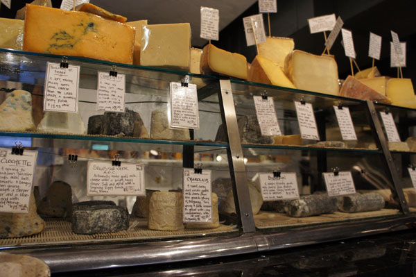 Fromages // Cheese at Formaggio Kitchen - South End Boston
