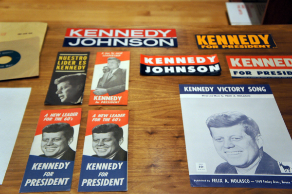 Campaign - Kennedy Johnson