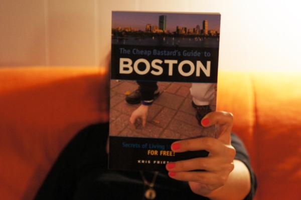 Cheap Boston : the book