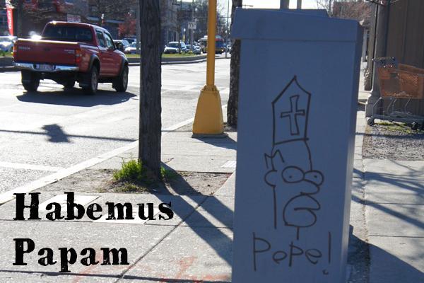 Habemus Simpson Papam