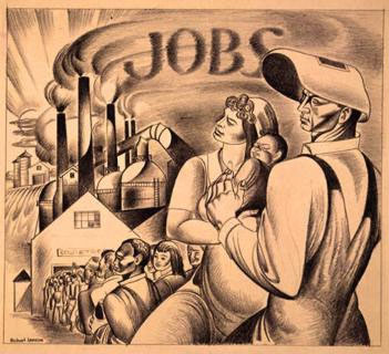Jobs - Labor Day