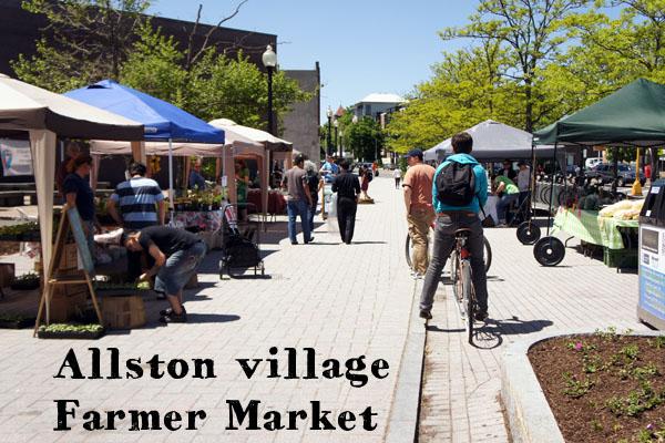 Allston Village Farmer Market