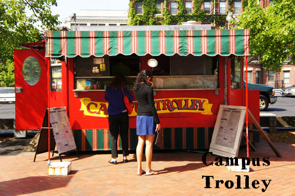 Campus Trolley - Food Truck