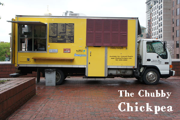 The Chubby Cheapea - Food Truck