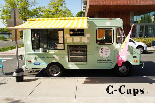 C cups - Food truck