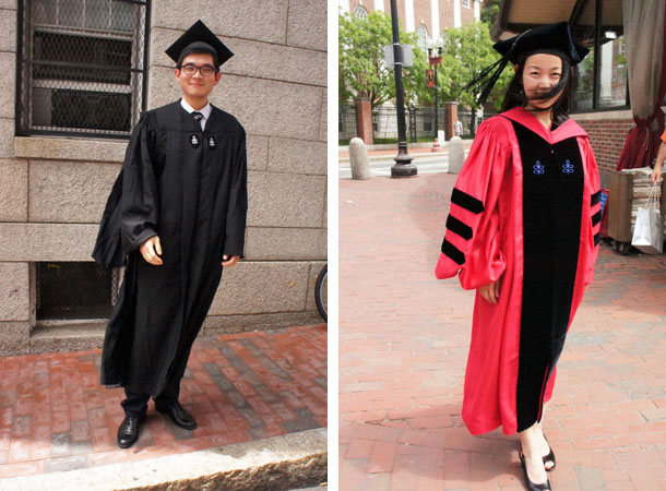Graduates Harvard University
