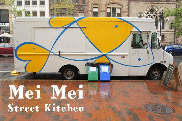 Mei Mei food truck