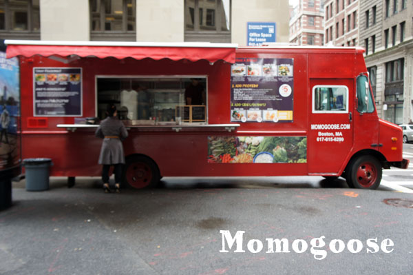 Momogoose - Food Truck