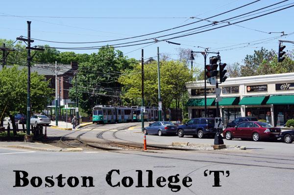 T Boston College