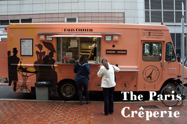 The Paris Crêperie - Food Truck