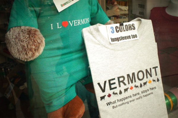 What happens in Vermont stays in Vermont