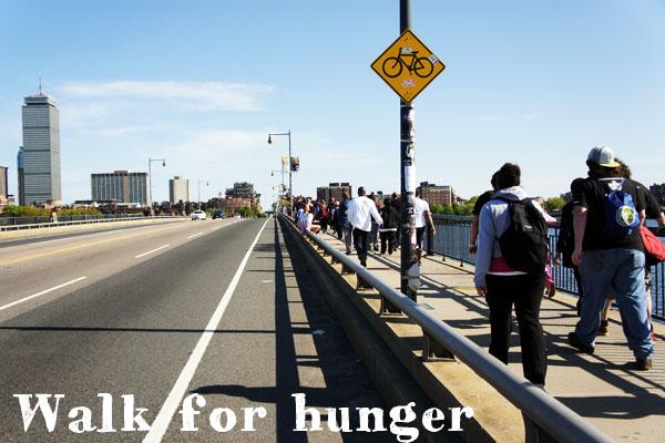 Walk for hunger