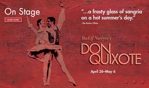 Poster Don Quixotte