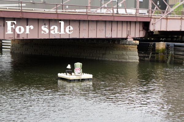 For Sale - Boston Harbor