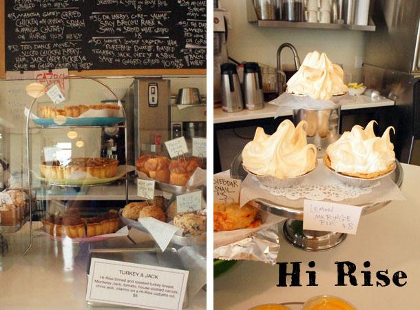 Hi Rise pastries