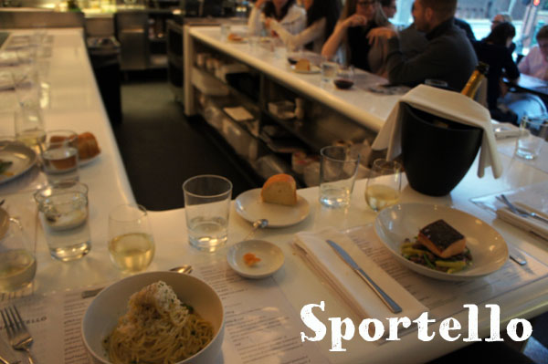 Sportello - bar - Boston
