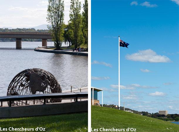 Canberra - Les Chercheurs d'Oz