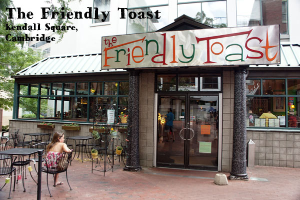 The Friendly Toast - Cambridge