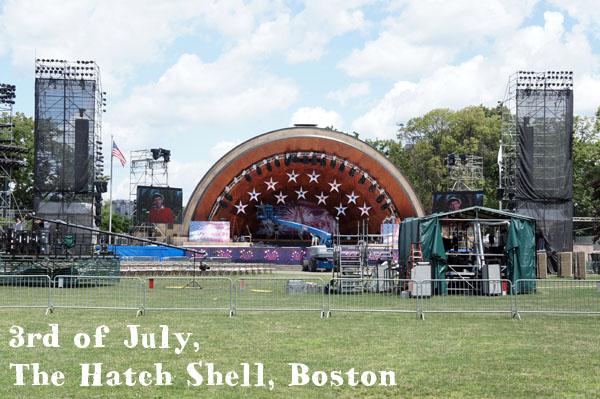 Hatch Shell Boston