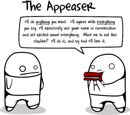 The Appeaser - Oatmeal