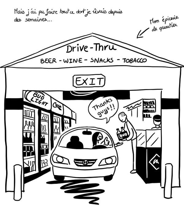 Drive Thru - Cincinnatus, Cinninati