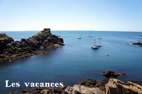 Les vacances dans l'ouest de la France - L'île d'Yeu - maathiildee.com