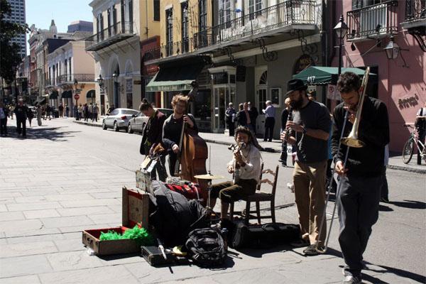 New Orleans - Melle Dubndidu