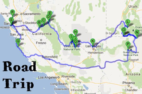 Road Trip D 233 T 233 Dans L Ouest Am 233 Ricain Le Blog De