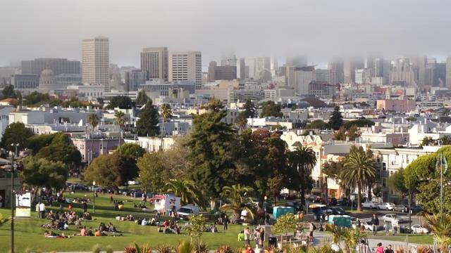3 jours à San Francisco // Un petit tour de la ville