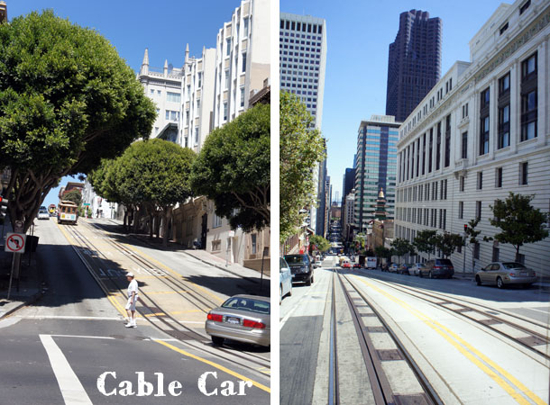 Cable Car - San Francisco - www.maathiildee.com