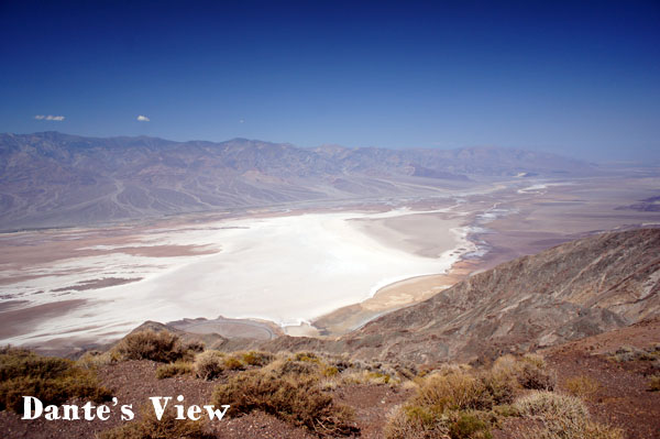 Dante's View - Death Valley - www.maathiildee.com