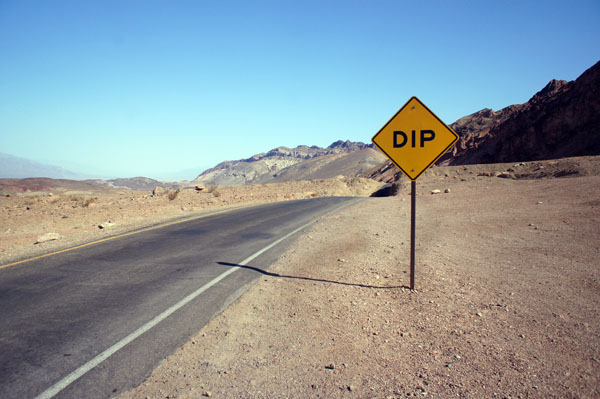 Dip - Death Valley - www.maathiildee.com