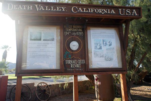 Furnace Creek - Death Valley - www.maathiildee.com