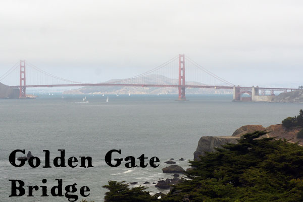 Golden Gate Bridge - San Francisco - www.maathiildee.com