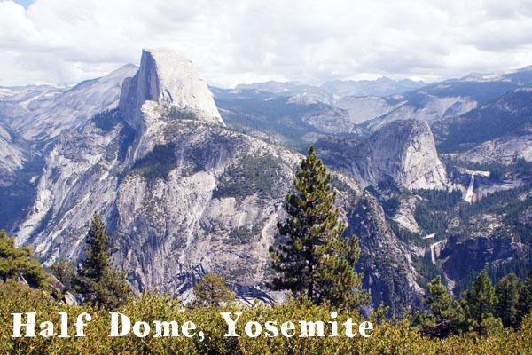 Half Dome, Yosemite - www.maathiildee.com