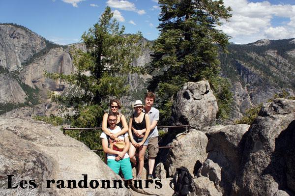 Les Randonneurs - Yosemite - www.maathiildee.com