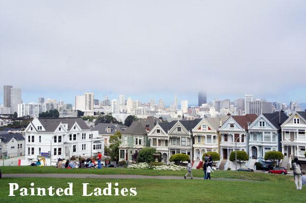 The Painted Ladies - San Francisco - www.maathiildee.com
