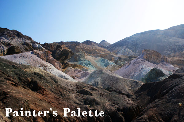 Painter Palette - Death valley - www.maathiildee.com
