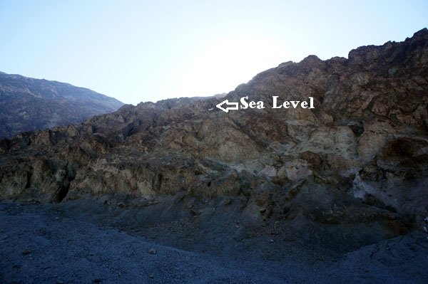 Sea Level - Badwater - www.maathiildee.com