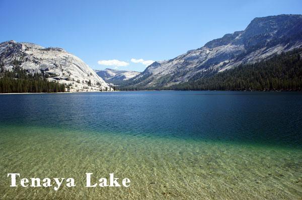 Tenaya Lake - Yosemite - www.maathiildee.com