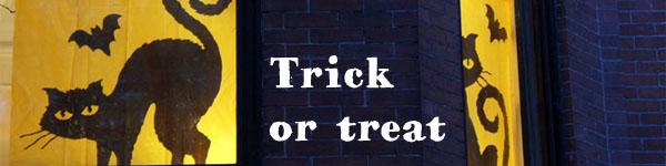Trick or Treat in Boston