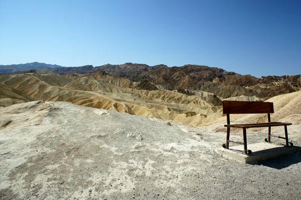 Zabriskie Point - Death Valley - www.maathiildee.com