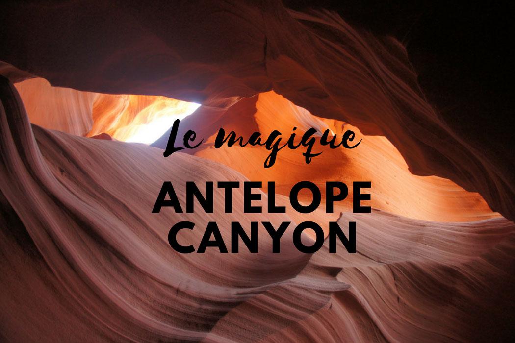 Antelope Canyon Utah
