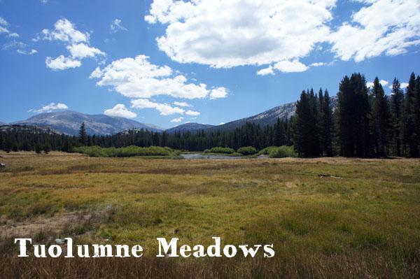Tuolumne Meadows - Yosemite - www.maathiildee.com